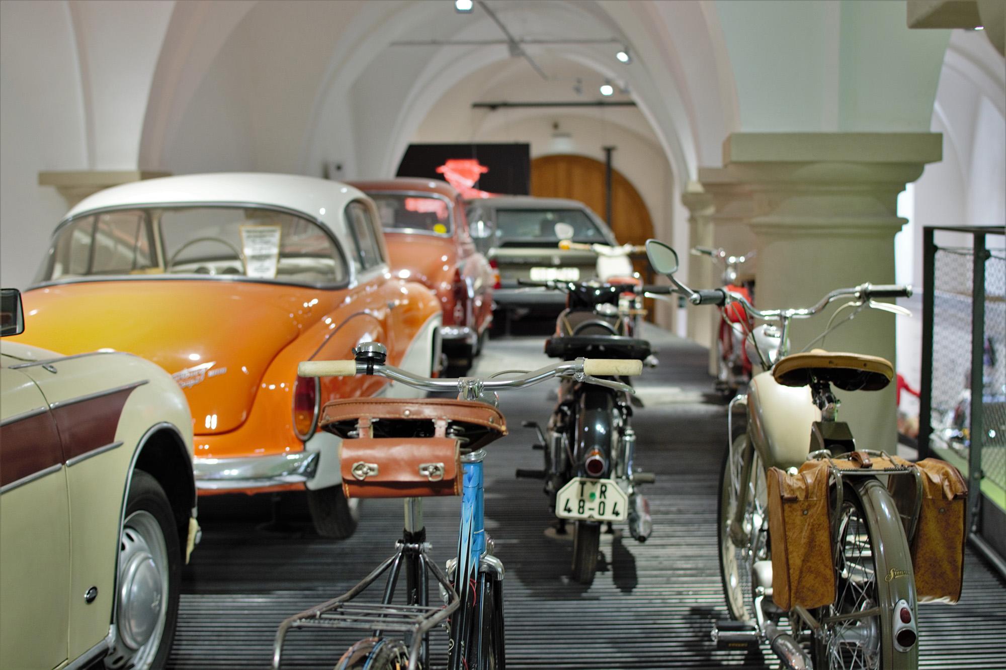 Dresden Transport Museum (szlakiem muzeum 4)